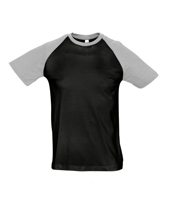 black-grey melange