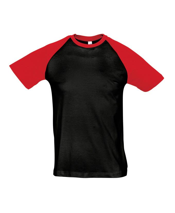 black- red