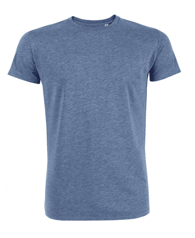 mid heather blue