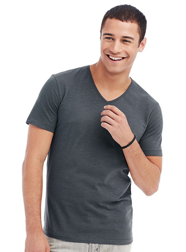 T-shirt heren STE 9410 Slub