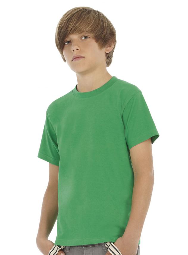 T-shirt kinder B&C Exact 190