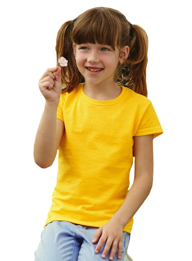 T-shirt kinder Fruit girls