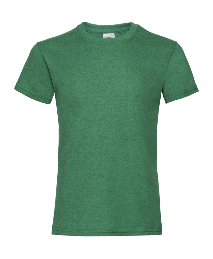 Retro Heather Green