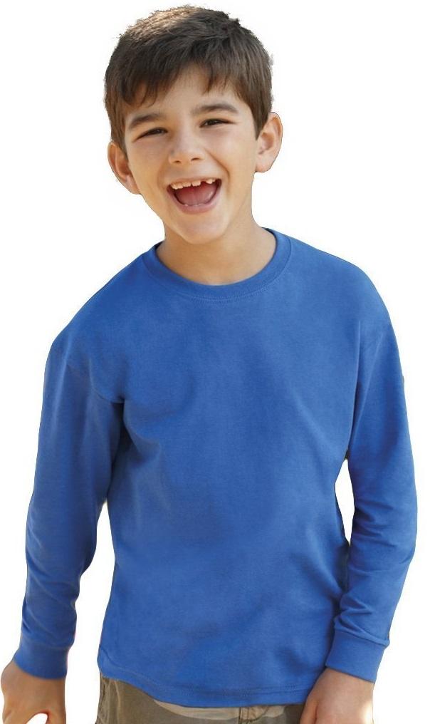 T-shirt kinder Fruit long sleeve