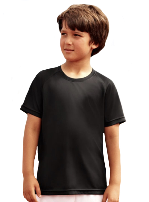 T-shirt kinder Fruit Sport Performance