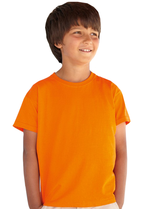 T-shirt kinder Fruit Valueweight