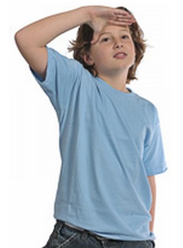 T-shirt kinder Logostar