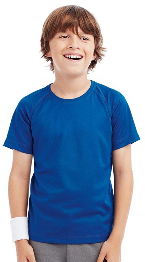 T-shirt kinder Sport STE 8570