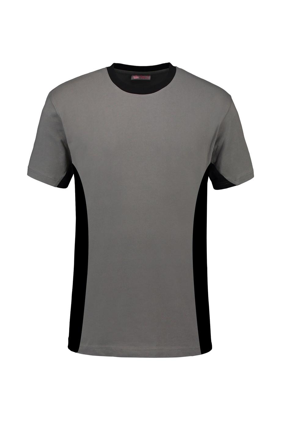pearl grey -  black
