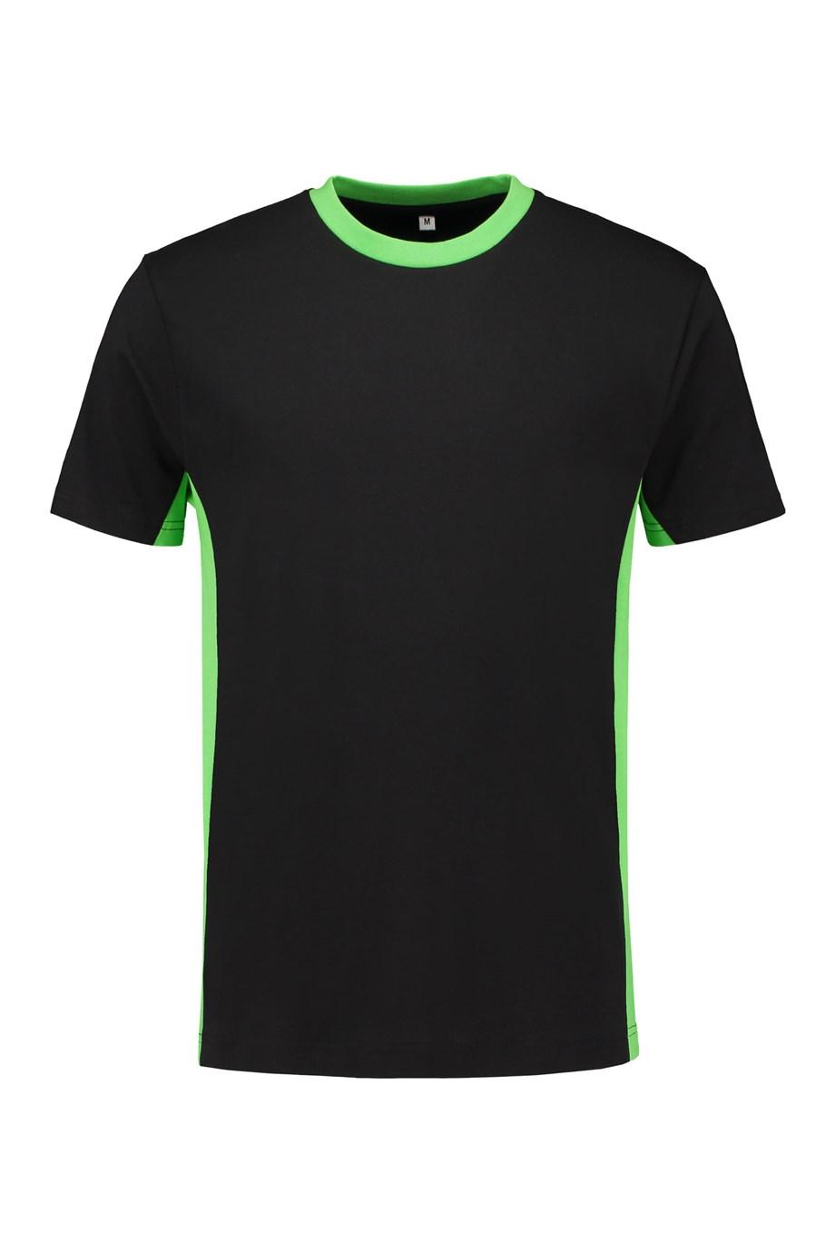 Black - Lime