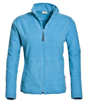 Fleece Vest dames Santino Bormio