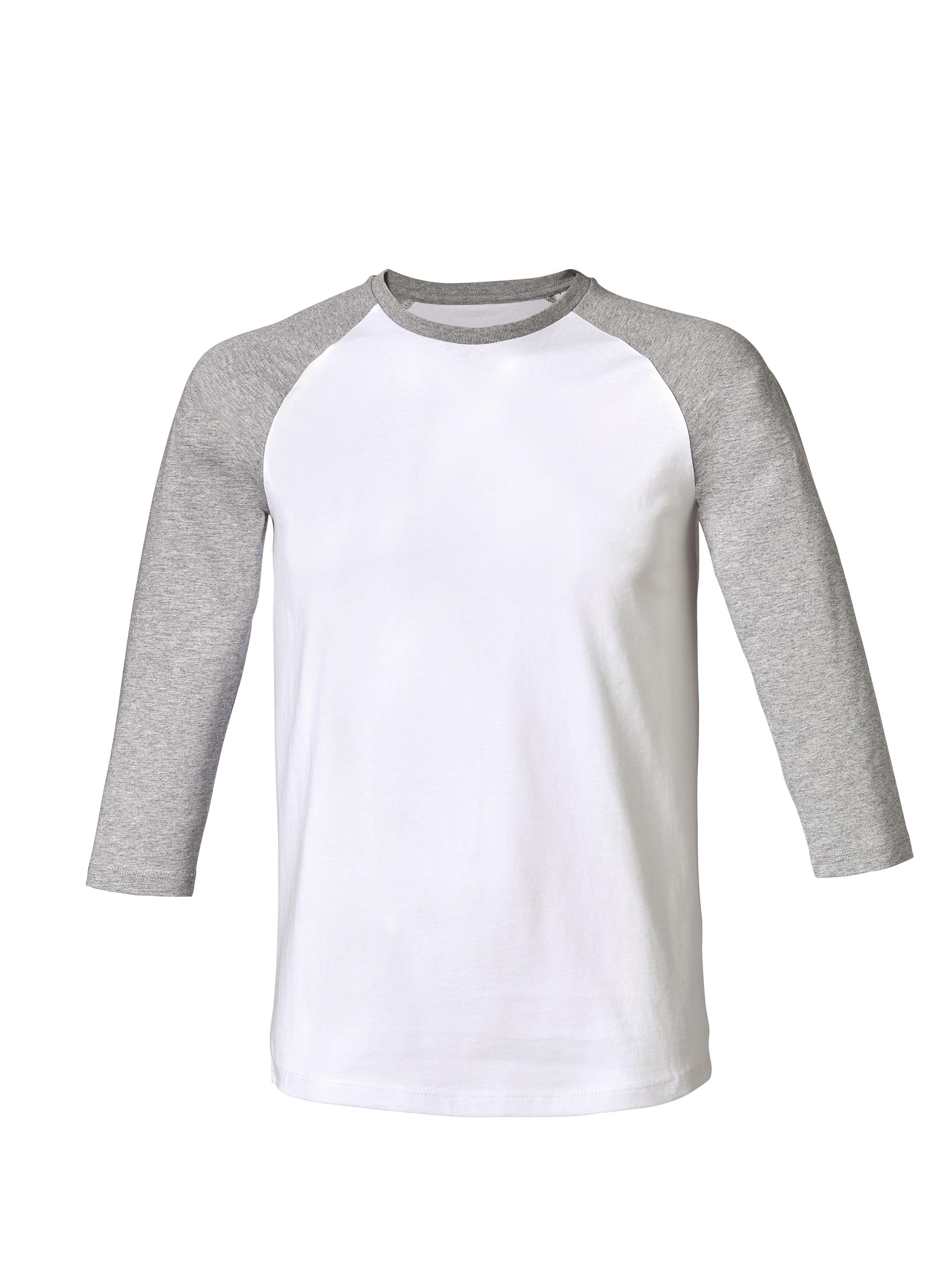 white - heather grey