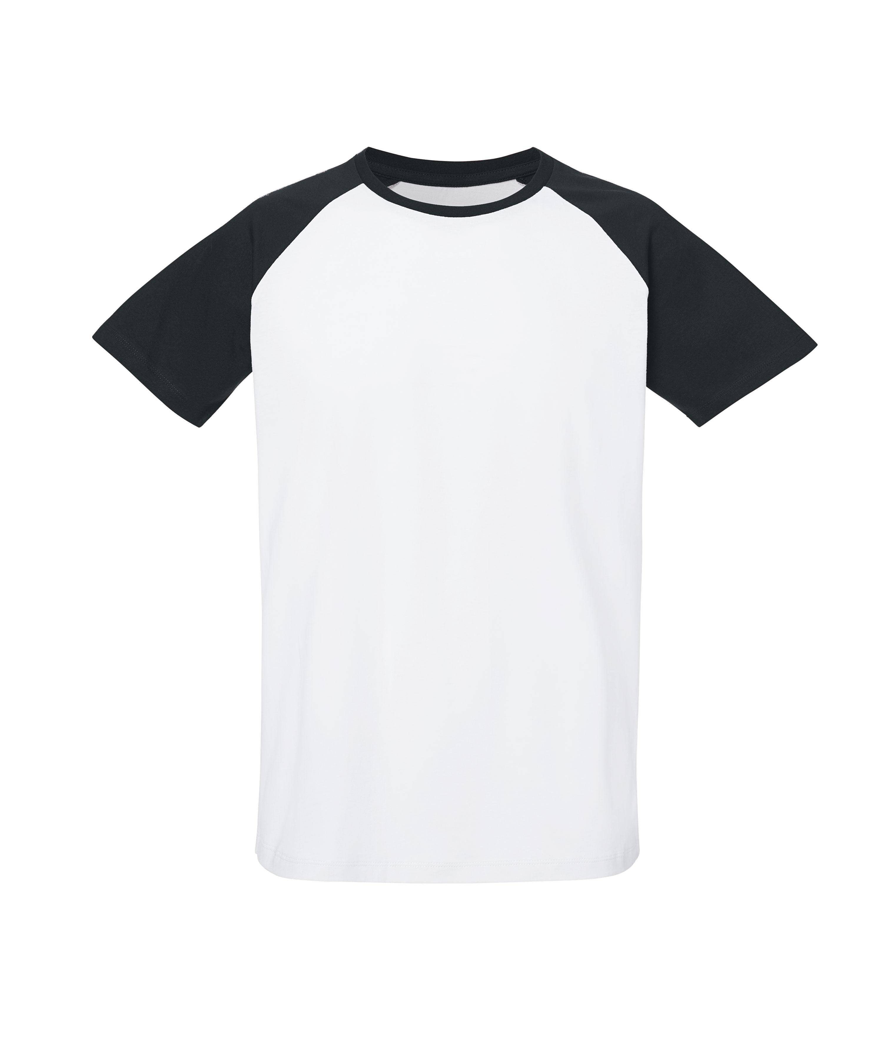white - black